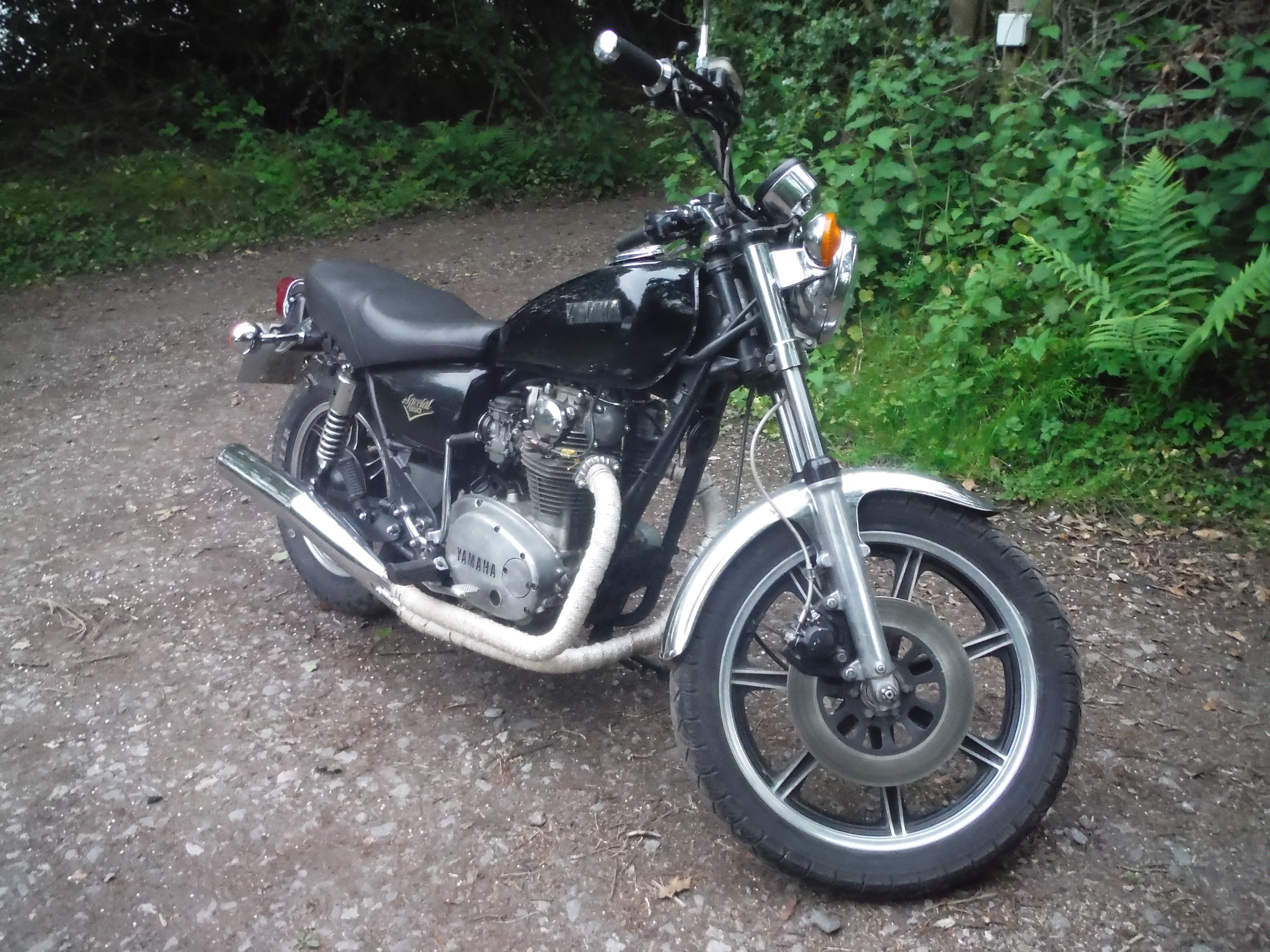 Yamaha Xs650 Fuse Box Location Electrical Wiring Diagrams Xs1100 Beyond The Fusebox M A Thomas Xs400 My Special With Rebuilt Engine And